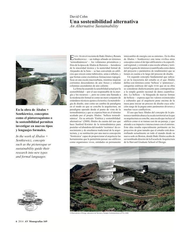AV Monografías 169 ÁBALOS+SENTKIEWICZ - Preview 5