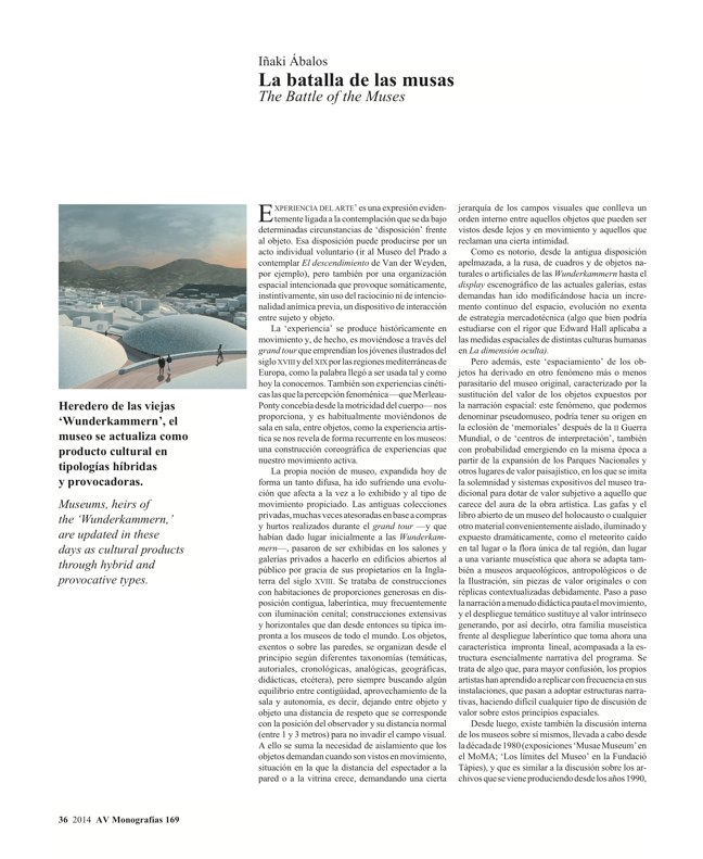 AV Monografías 169 ÁBALOS+SENTKIEWICZ - Preview 9