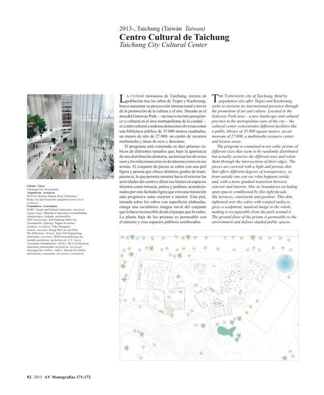 AV Monografías 171_172 SANAA Sejima & Nishizawa - Preview 21