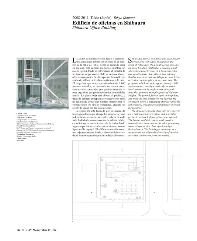 AV Monografías 171_172 SANAA Sejima & Nishizawa - Preview 33