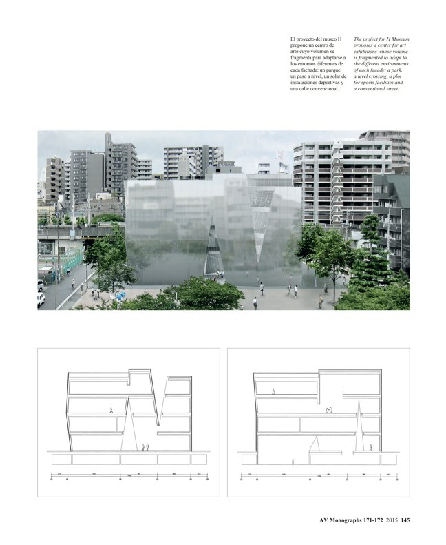 AV Monografías 171_172 SANAA Sejima & Nishizawa - Preview 40