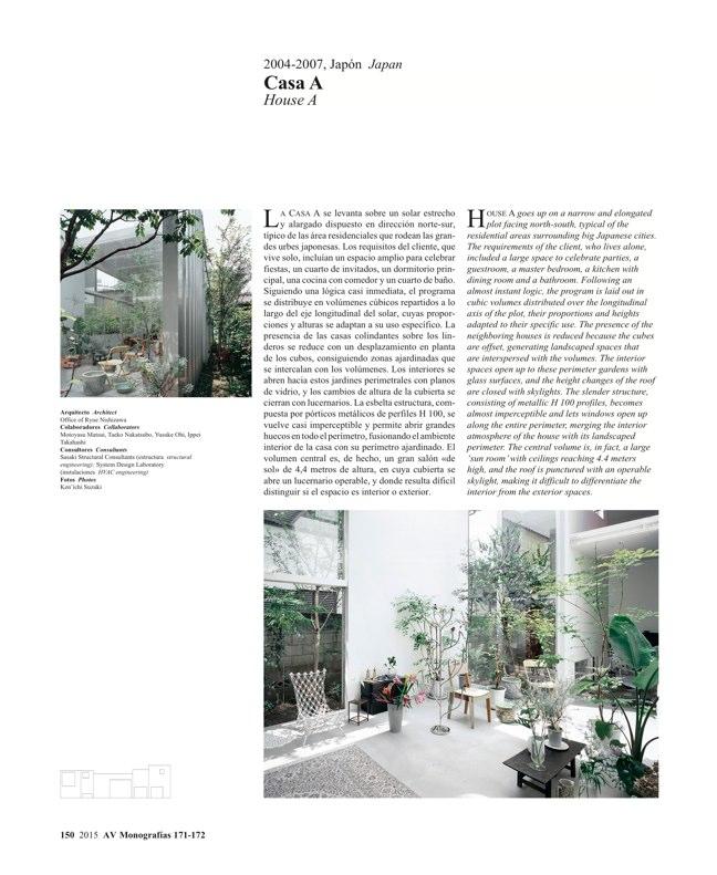 AV Monografías 171_172 SANAA Sejima & Nishizawa - Preview 41