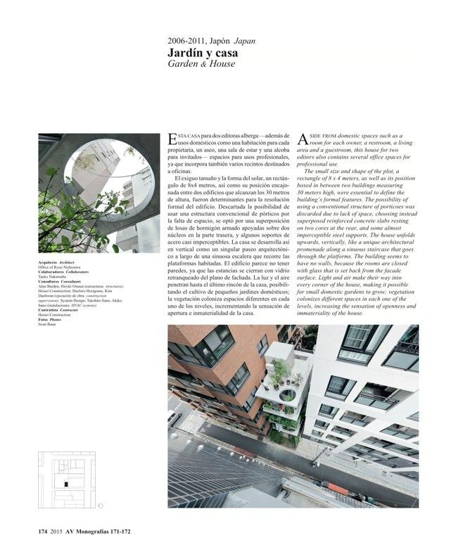 AV Monografías 171_172 SANAA Sejima & Nishizawa - Preview 47