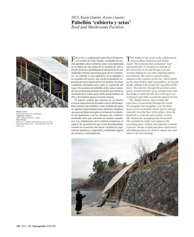 AV Monografías 171_172 SANAA Sejima & Nishizawa - Preview 51
