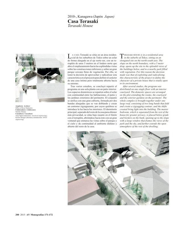 AV Monografías 171_172 SANAA Sejima & Nishizawa - Preview 55