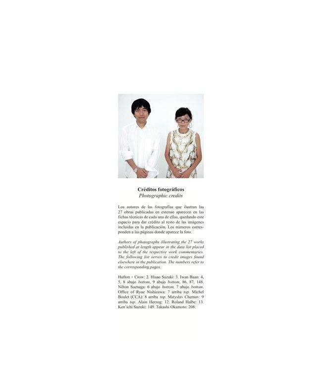 AV Monografías 171_172 SANAA Sejima & Nishizawa - Preview 59