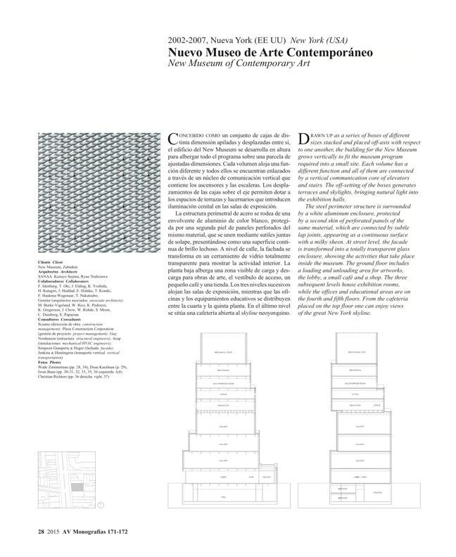 AV Monografías 171_172 SANAA Sejima & Nishizawa - Preview 9