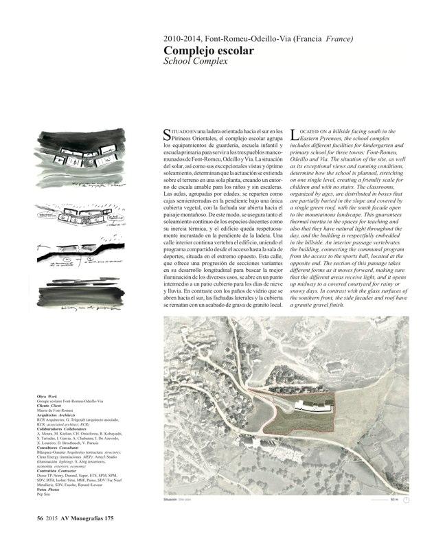 AV Monografias 175 RCR Arquitectes - Preview 14