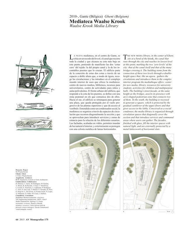 AV Monografias 175 RCR Arquitectes - Preview 16