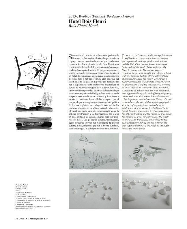AV Monografias 175 RCR Arquitectes - Preview 21
