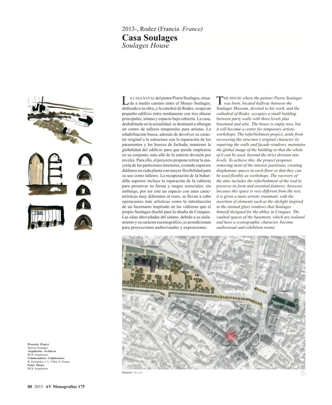 AV Monografias 175 RCR Arquitectes - Preview 22