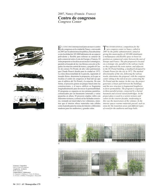 AV Monografias 175 RCR Arquitectes - Preview 26