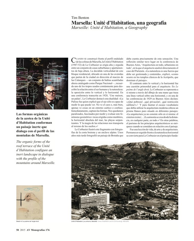 AV Monografias 176 LE CORBUSIER - Preview 12