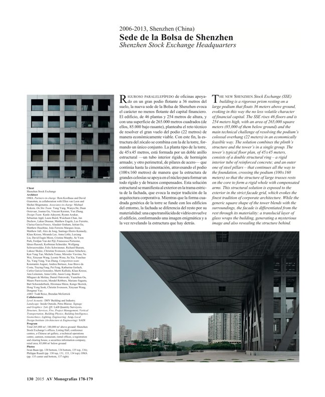 AV Monografias 178-179 REM KOOLHAAS OMA/AMO 2000-2015 - Preview 23