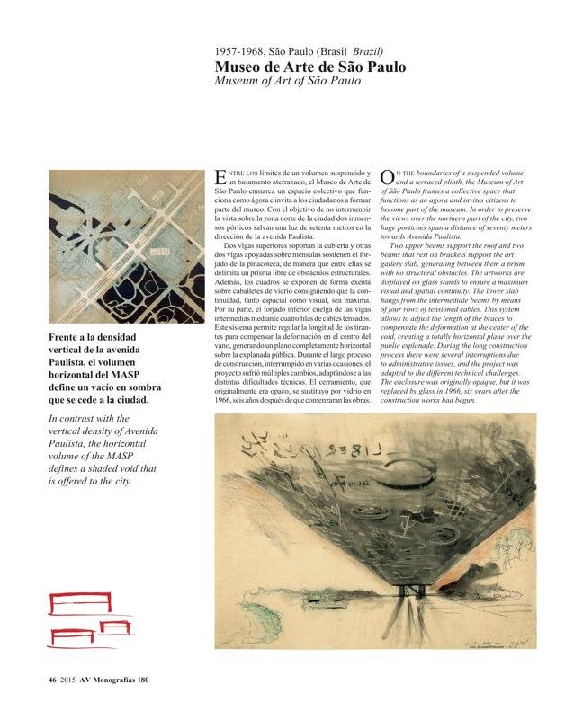 AV Monografias 180 LINA BO BARDI - Preview 10