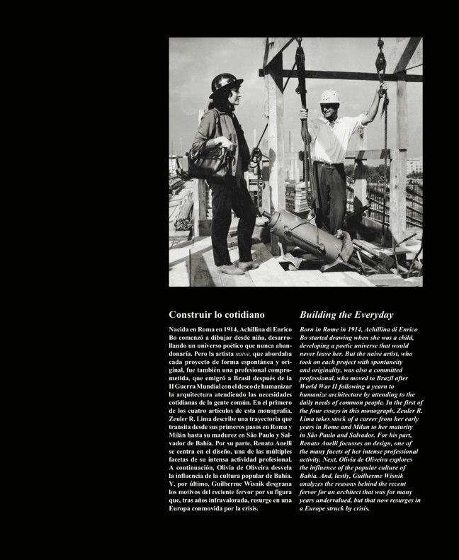 AV Monografias 180 LINA BO BARDI - Preview 3