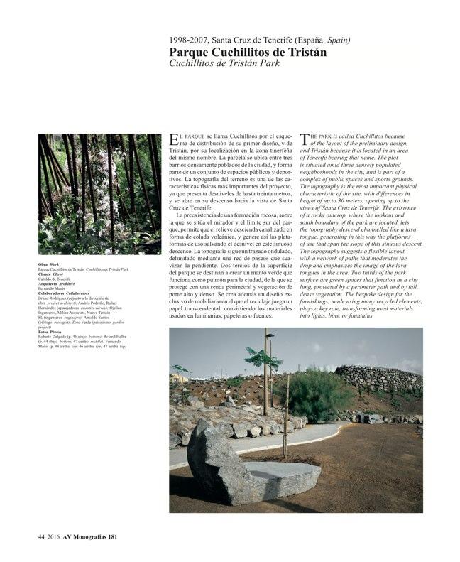 AV Monografias 181 FERNANDO MENIS - Preview 12