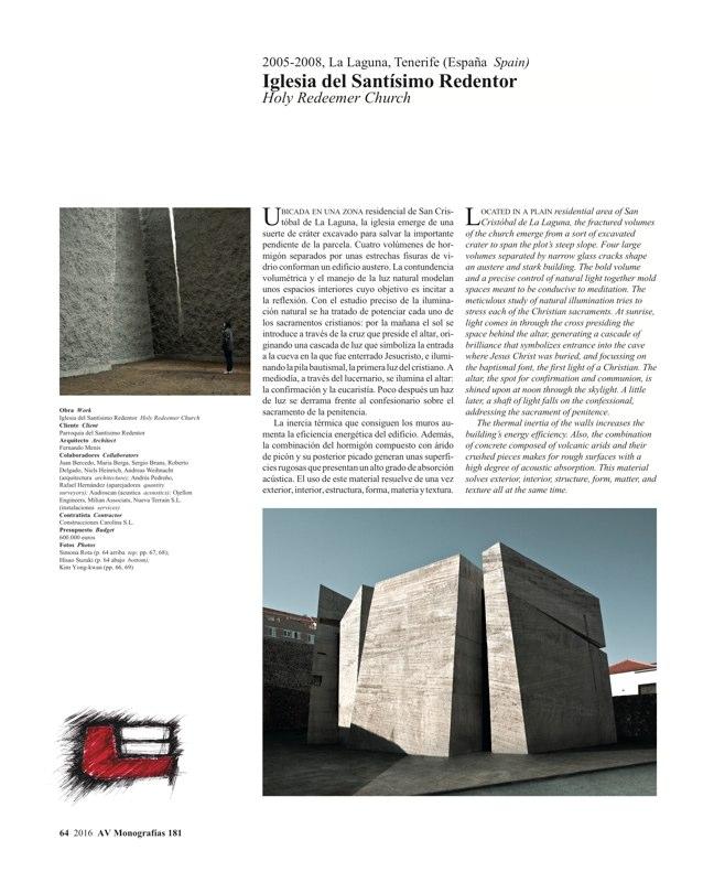 AV Monografias 181 FERNANDO MENIS - Preview 18