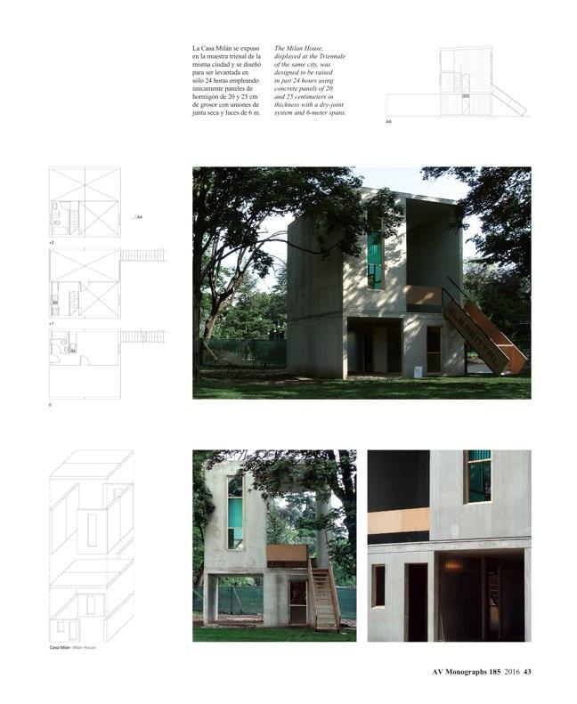 AV Monografias 185 Alejandro Aravena - Preview 11