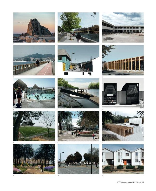 AV Monografias 185 Alejandro Aravena - Preview 20
