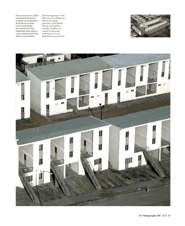 AV Monografias 185 Alejandro Aravena - Preview 8