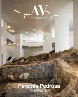 AV Monografías 188 PAREDES PEDROSA