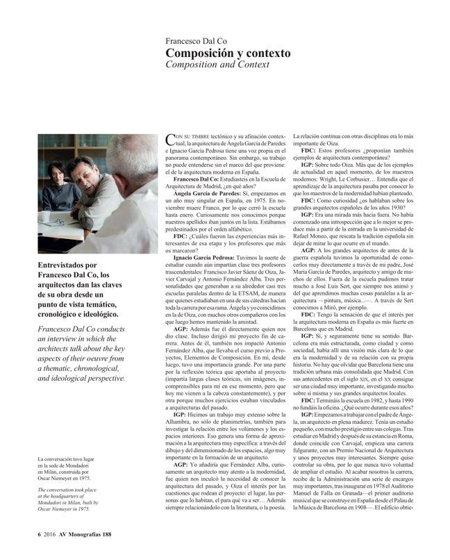 AV Monografías 188 PAREDES PEDROSA - Preview 4