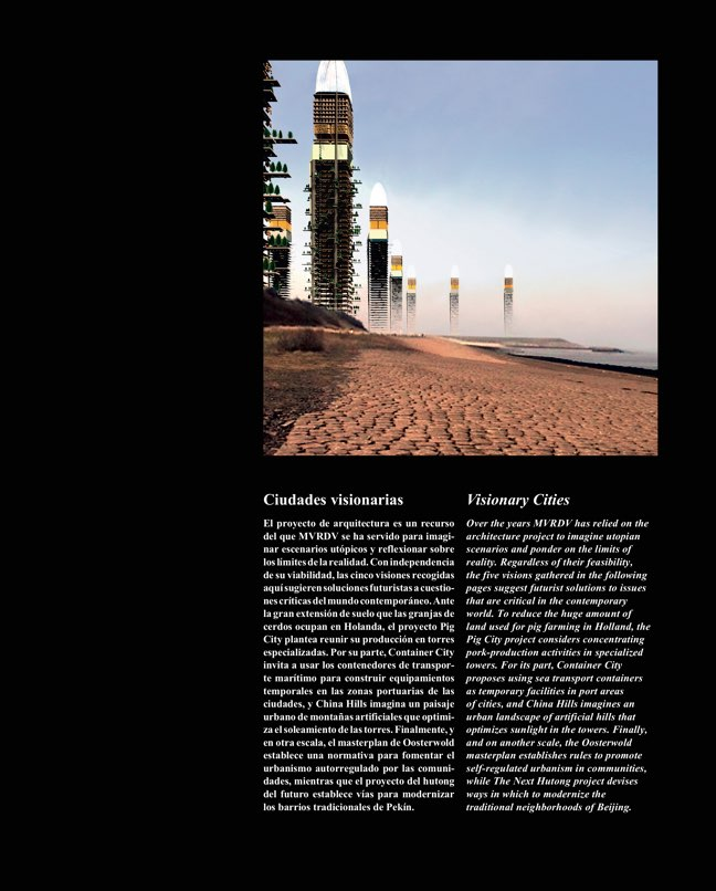 AV Monografias 189-190 MVRDV. Dream Works - Preview 34