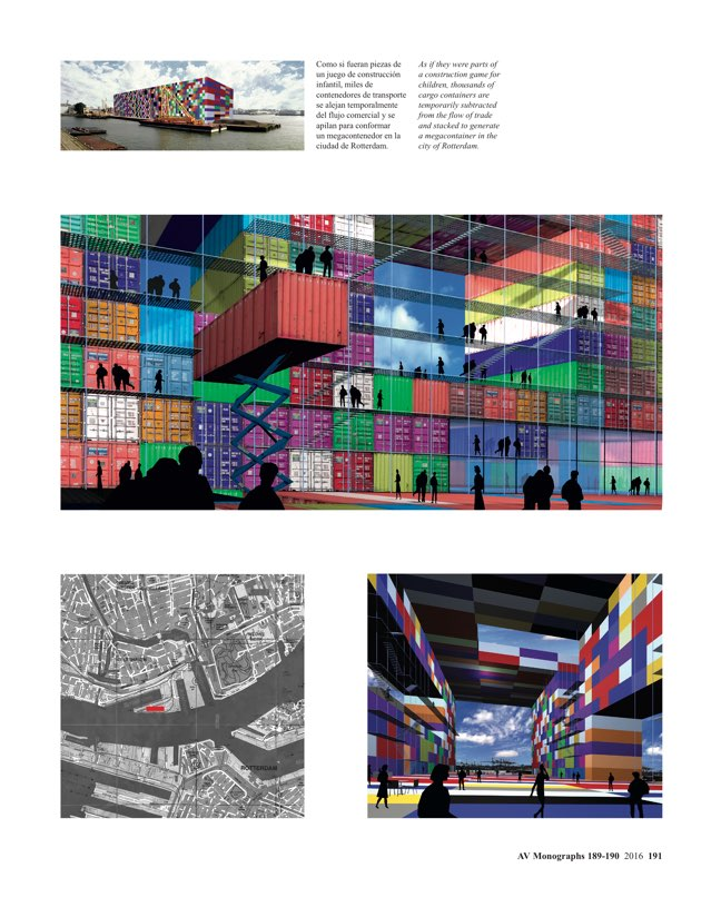 AV Monografias 189-190 MVRDV. Dream Works - Preview 36