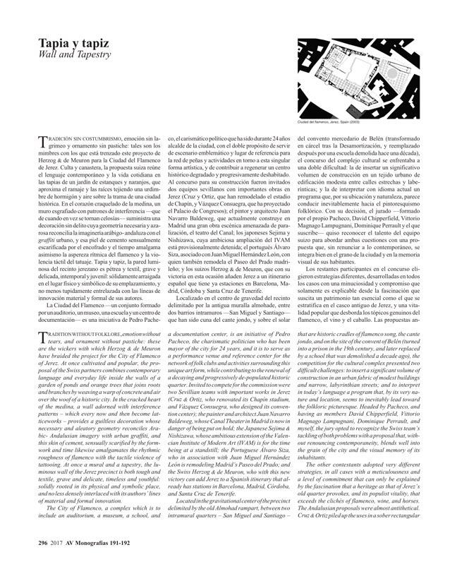 AV Monografias 191_192 HERZOG & DE MEURON - Preview 34