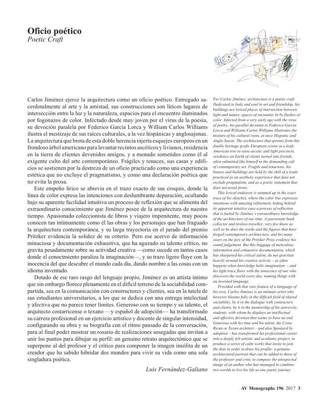 AV Monografias 196 CARLOS JIMENEZ - Preview 3