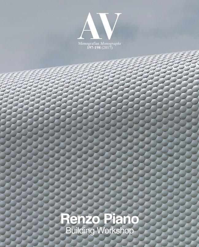 AV Monografias 197_198 RENZO PIANO