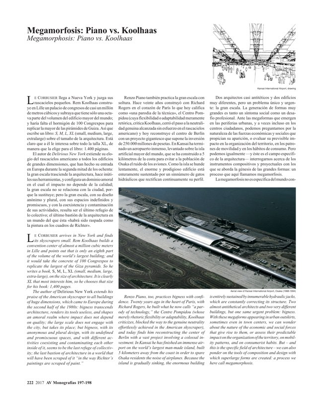 AV Monografias 197_198 RENZO PIANO - Preview 24