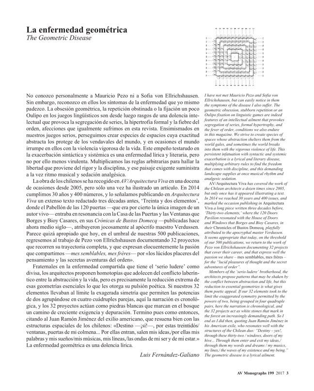 AV Monografias 199 PEZO VON ELLRICHSHAUSEN - Preview 2