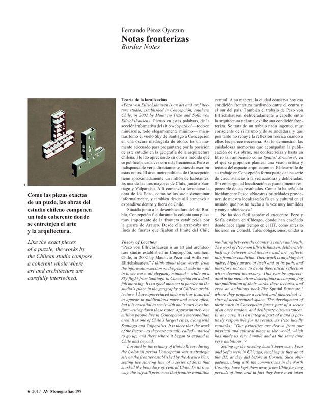 AV Monografias 199 PEZO VON ELLRICHSHAUSEN - Preview 3