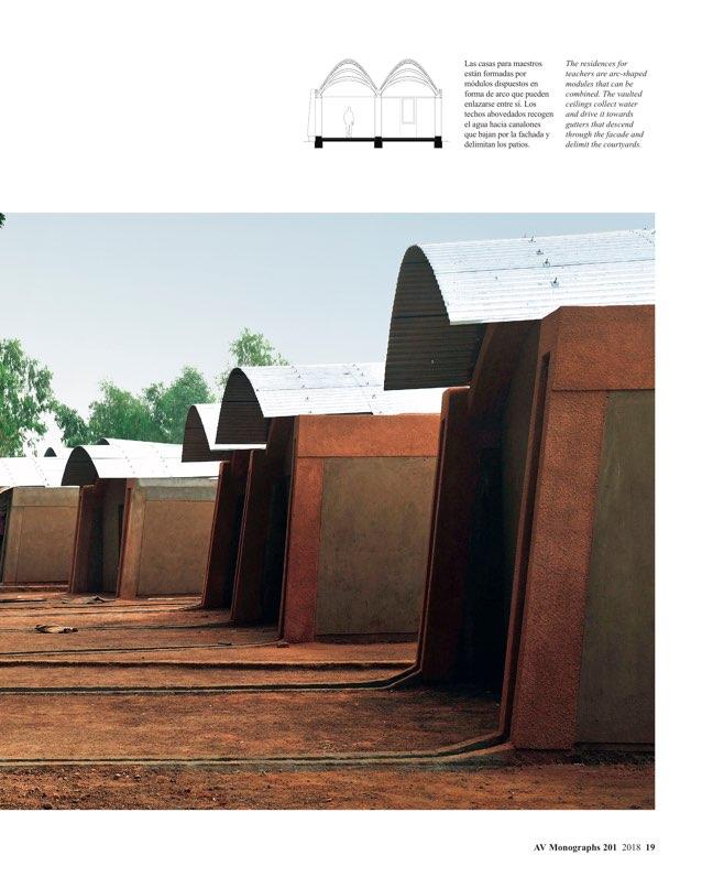 AV Monografias 201 Francis Kéré - Preview 5