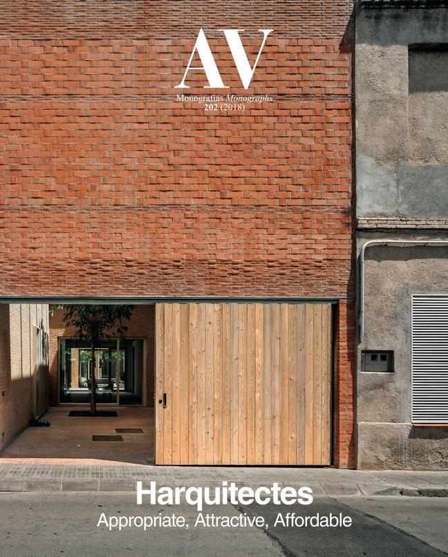 AV Monografias 202 H ARQUITECTES