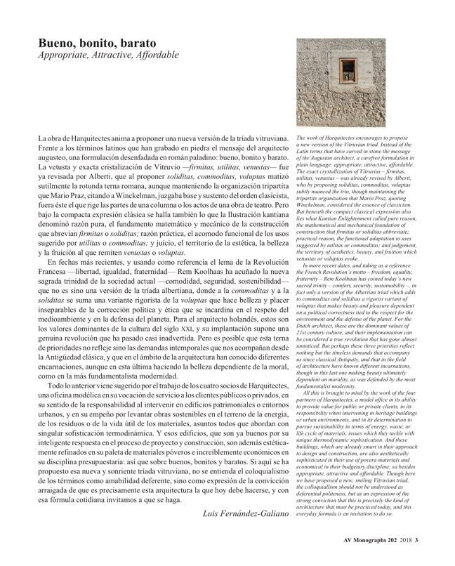 AV Monografias 202 H ARQUITECTES - Preview 2