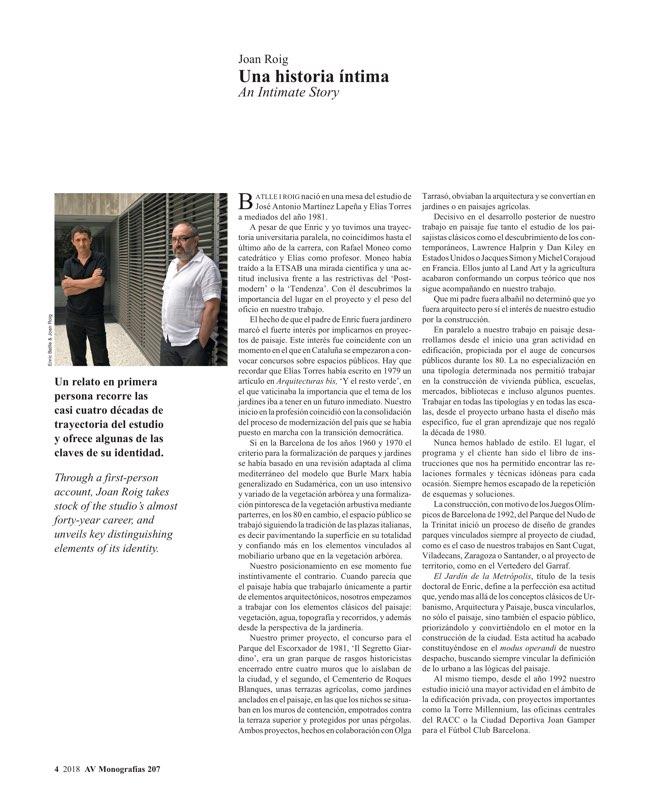 AV Monografias 207 BATLLE i ROIG - Preview 3