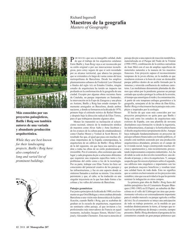 AV Monografias 207 BATLLE i ROIG - Preview 5