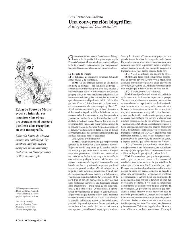 AV Monografias 208 SOUTO DE MOURA - Preview 3