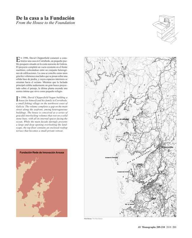 AV Monografias 209_210 DAVID CHIPPERFIELD - Preview 21