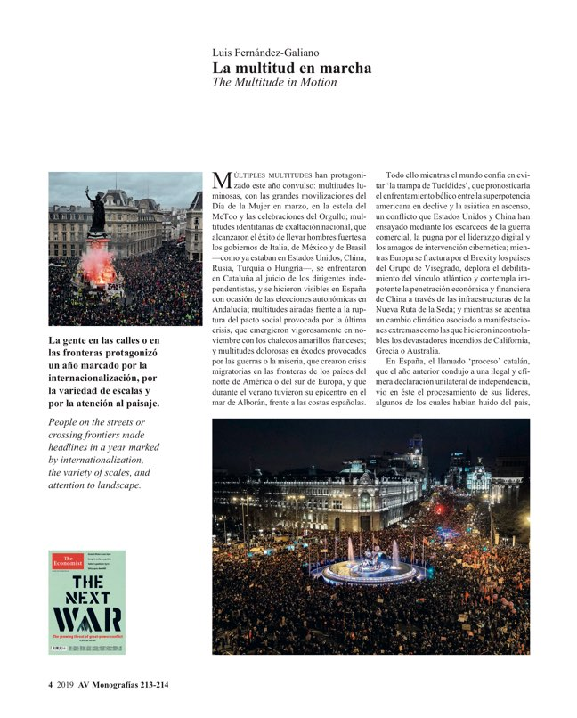 AV Monografías 213_214 ESPAÑA 2019 Spain Yearbook - Preview 2