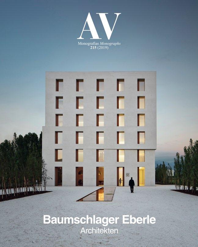 AV Monografias 215 Baumschlager Eberle