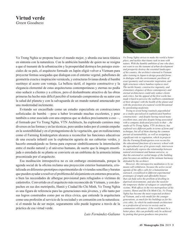 AV Monografias 216 VO TRONG NGHIA - Preview 2