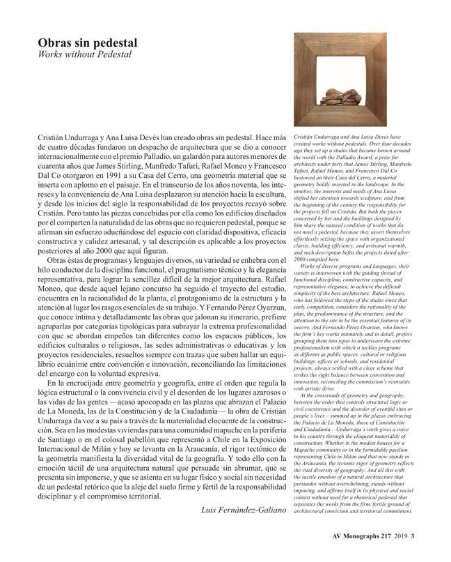 AV Monografias 217 UNDURRAGA DEVÉS - Preview 2