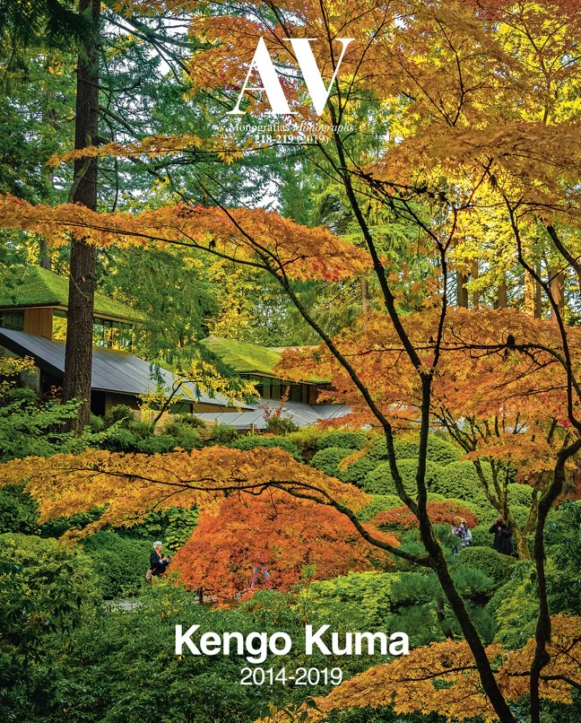 AV Monografias 218_219 KENGO KUMA