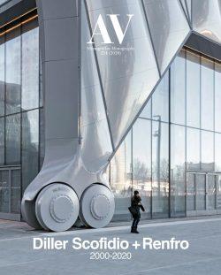 AV Monografías 221 DILLER SCOFIDIO + RENFRO