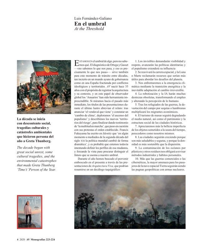 AV Monografias 223_224 2020 Spain YearBook - Preview 2