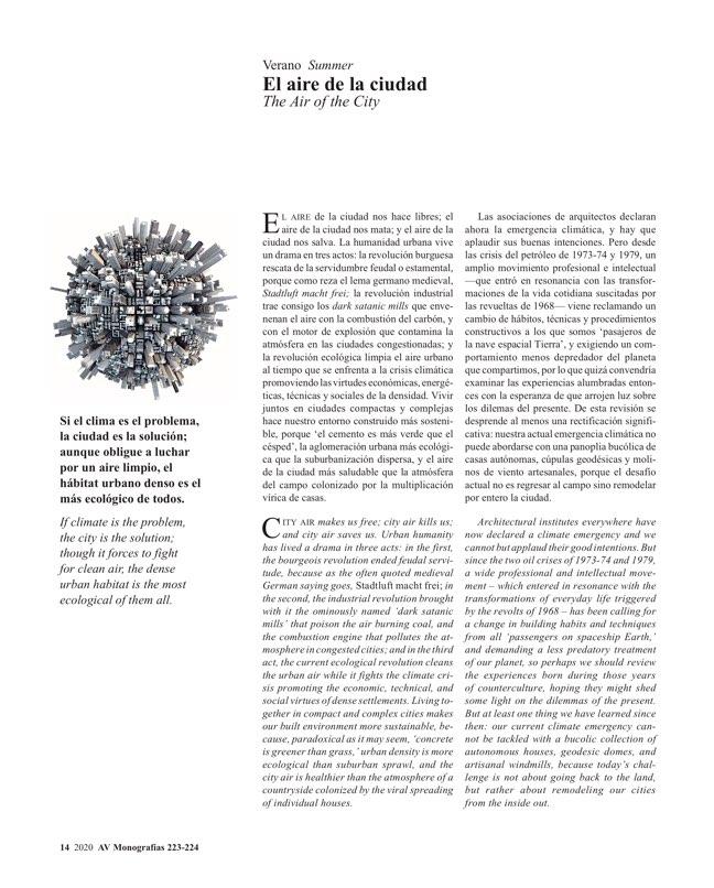 AV Monografias 223_224 2020 Spain YearBook - Preview 5